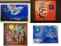 More Chagall Paintings