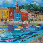 Ascona - Multimedia (160 cm x 102 cm) - SOLD