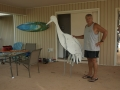 Making the African Crane