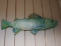 Fish on Front of House