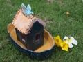 Hawaiian House - Inspired by Debbie Brown.